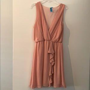 Peach Dress Size M